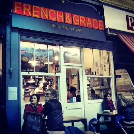 DELICIOUS LONDON FRENCH & GRACE 1