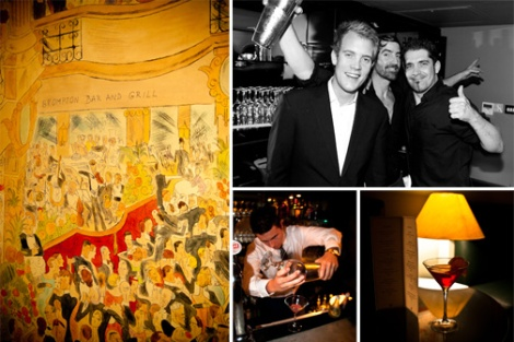 BROMPTON BAR & GRILL  party bookings
