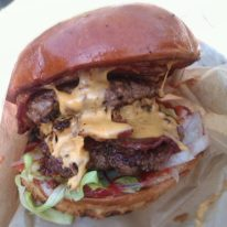 BIG BURGERS FROM MOTHER FLIPPER 2-9PM