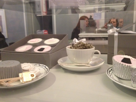 BEAUTIFUL DIOR TEA AND CAKES MAKE FOR A DESIGNER GIFT
