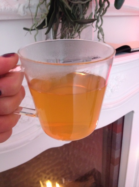 GOOD FOR THE METABOLISM - GREEN TEA