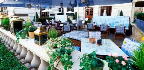 Delicious London Courtyard Venue