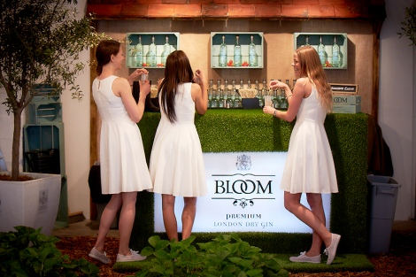 BLOOM GIN PYO POP UP (PICK YOUR OWN)