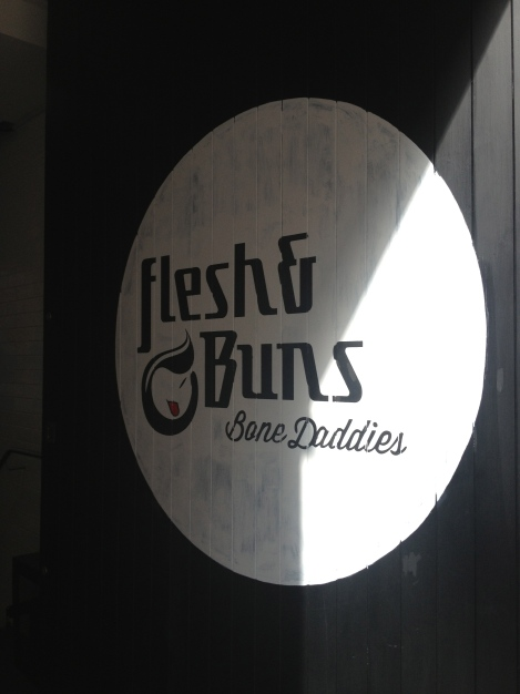 DESCEND TO THE BASEMENT FOR  YOUR FILL OR FLESH & BUNS
