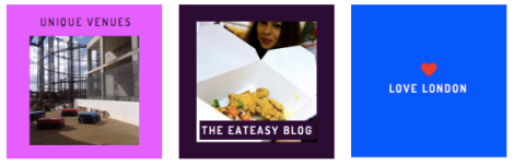 THE DELICIOUS LONDON EATEASY BLOG, NEW SITE,