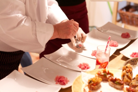 DELICIOUS BARCELONA PRIVATE CHEF SERVICE