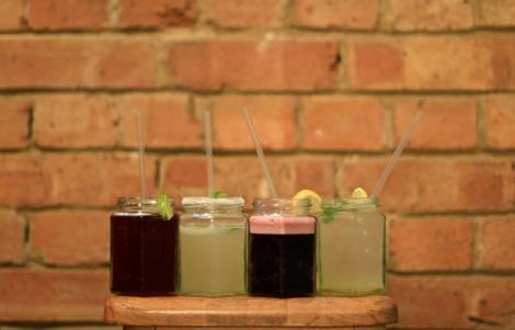 THE DELICIOUS LONDON EATEASY  - MOCKTAILS 1