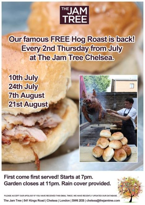 delicious london eateasy blog The Jam Tree
