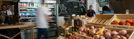 delicious london eateasy Brindisa Food Rooms