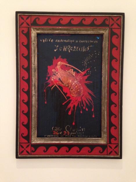Dali's Lobster