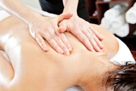 Delicious London Massage