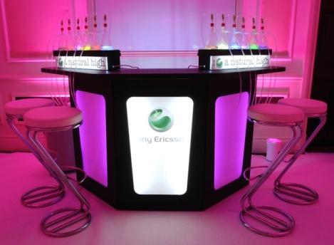 Delicious London Oxygen Bar