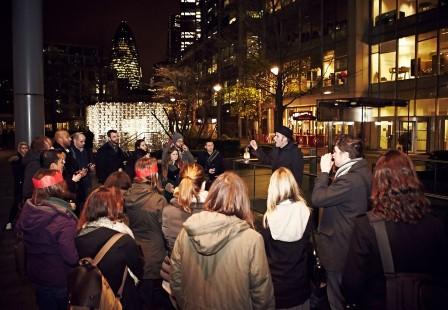Delicious London Christmas Historical Food Tour