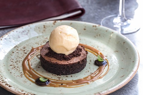 YORK & ALBANY - CHOCOLATE BROWNIE