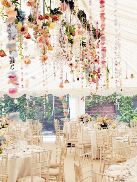 Hanging flowers 2016 trends