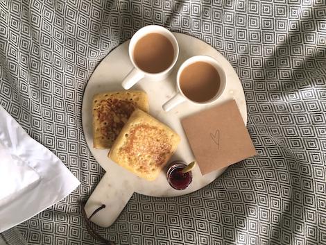 G&P T Breakfast in Bed Kit