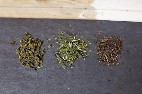 Pure Whole Leaf Tea