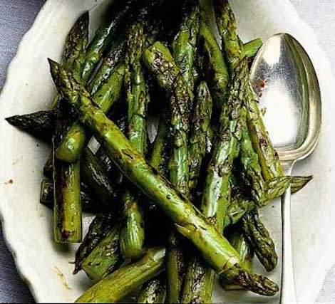 Asparagus - Image from bbcgoodfood.co.uk
