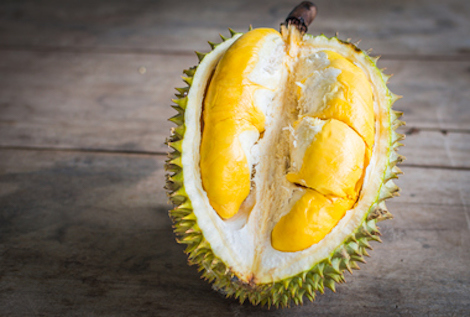 Durian Fruit - Image from Lifehack.org