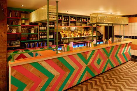 Barrio Soho Bar Delicious London Review