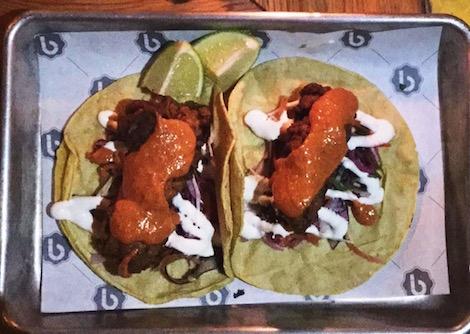 Barrio Soho Delicious London Review Tacos