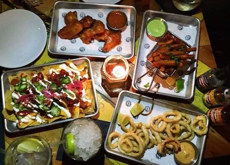 Barrio Soho Delicious London Review