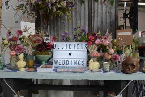 Delicious Weddings