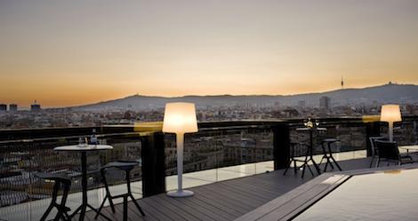 Barcelona Rooftops 1