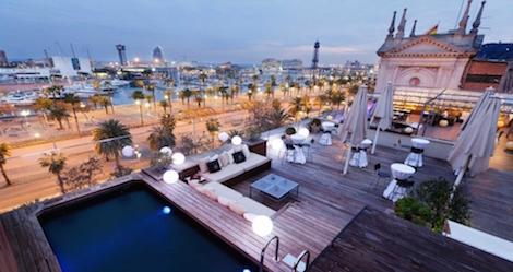 Barcelona Rooftops 2