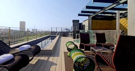 Barcelona Rooftops 7