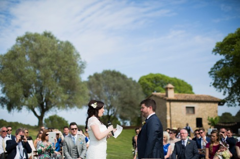 Delicious Barcelona Wedding
