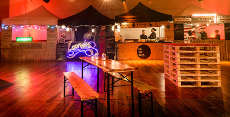 Delicious London Christmas Parties