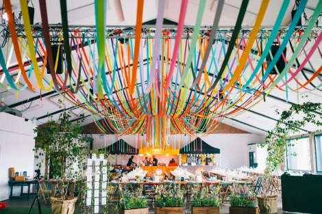 Oval Space Wedding