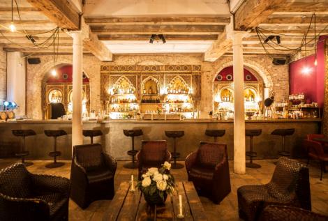 Delicious Barcelona wedding venues