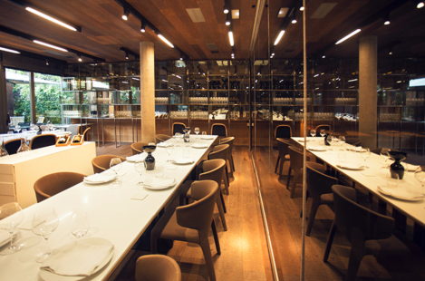 Private dining Barcelona